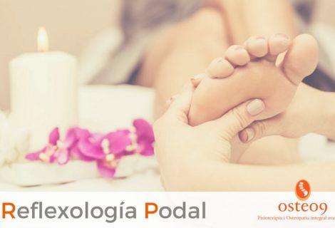 La reflexología podal: cuidar la salud a través de los piés