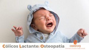 Como puede ayudar la osteopatía en los cólicos de lactante