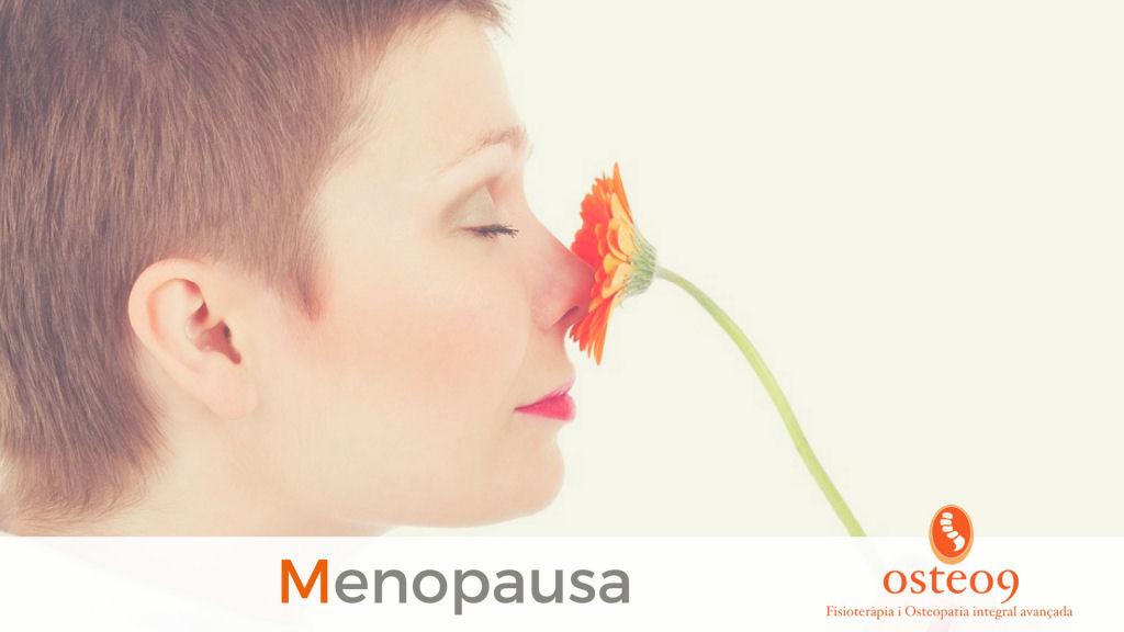La menopausa: un estat natural a la vida de totes les dones