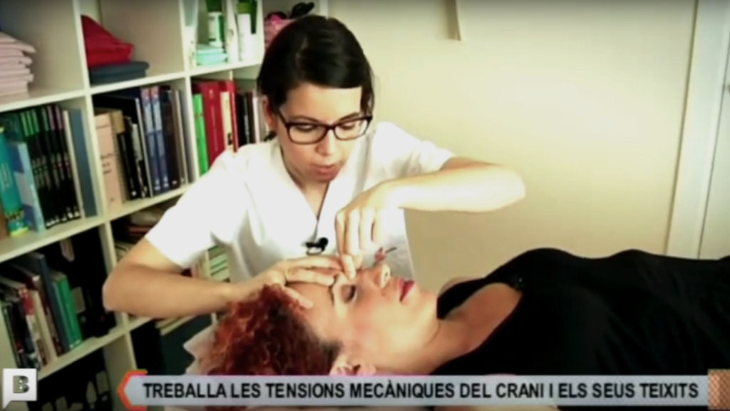 L'osteopatia cranial protagonista a BTV