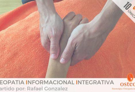 Curso de Osteopatía Informacional Integrativa