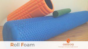 Roll Foam, el gran aliado invisible del deportista.