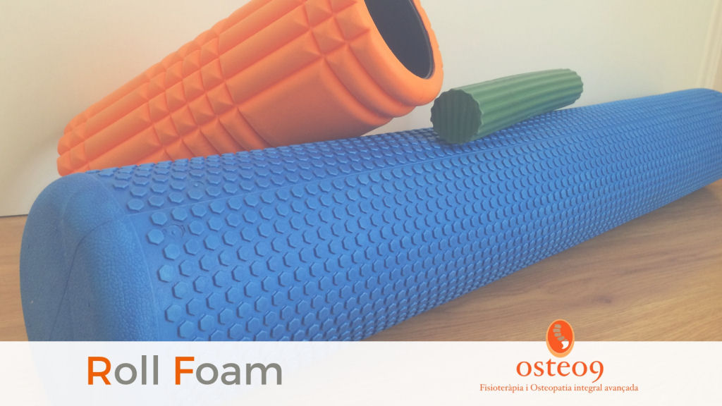 Roll Foam, el gran aliado invisible del deportista.