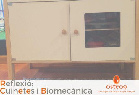 De cuinetes infantils i biomecànica – Reflexió