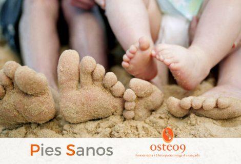 Pies vivos, pies activos, pies sanos