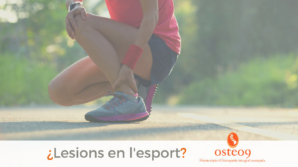Fisioteràpia i osteopatia per a esportistes