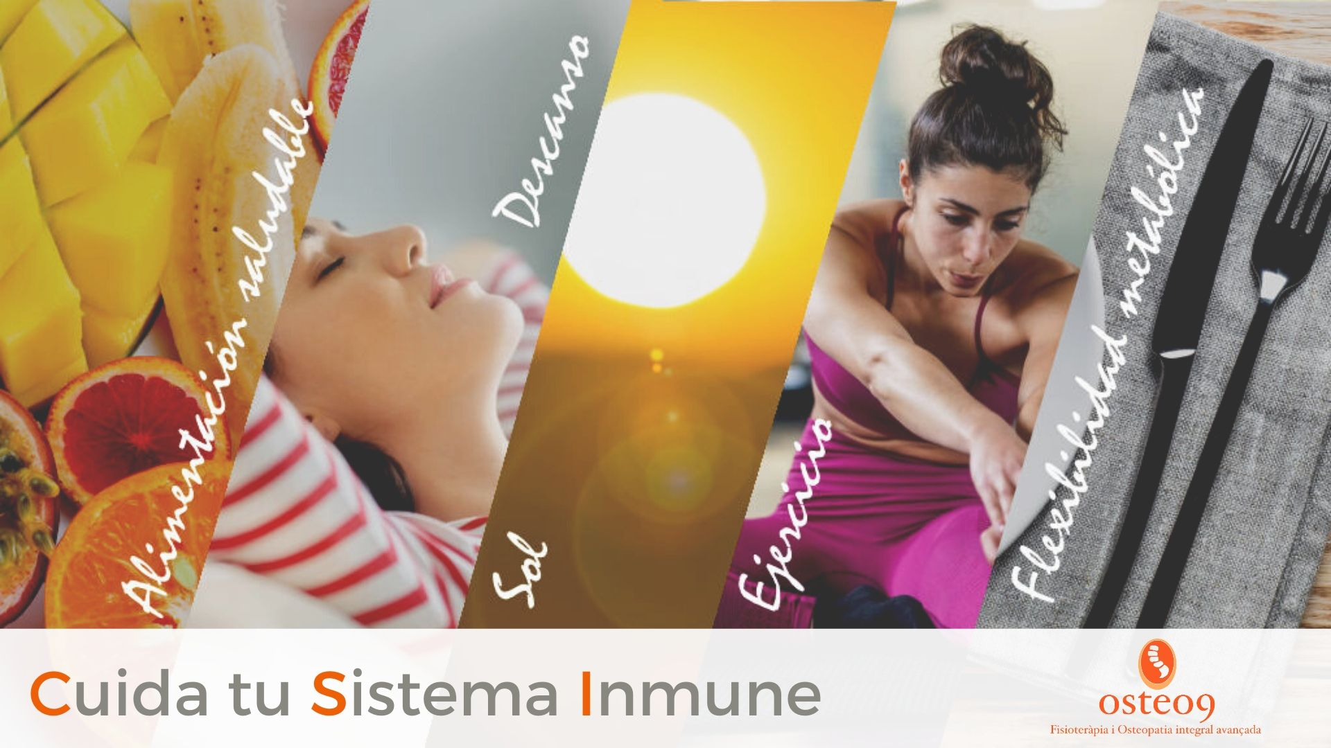 5 factores que protegen tu sistema inmune