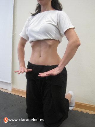 clases abdominales hipopresivos