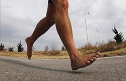 dolor en el talón al correr, fascitis plantar