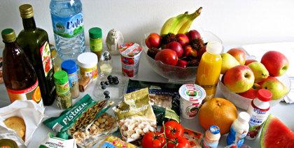 alimentos naturales y industriales