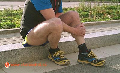 Periostitis tibial: aquell dolor a la tibia que apareix al córrer i ens obliga a parar