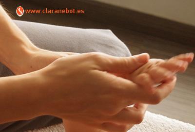 Taller de masaje infantil para familias con bebés de 1 a 9 meses
